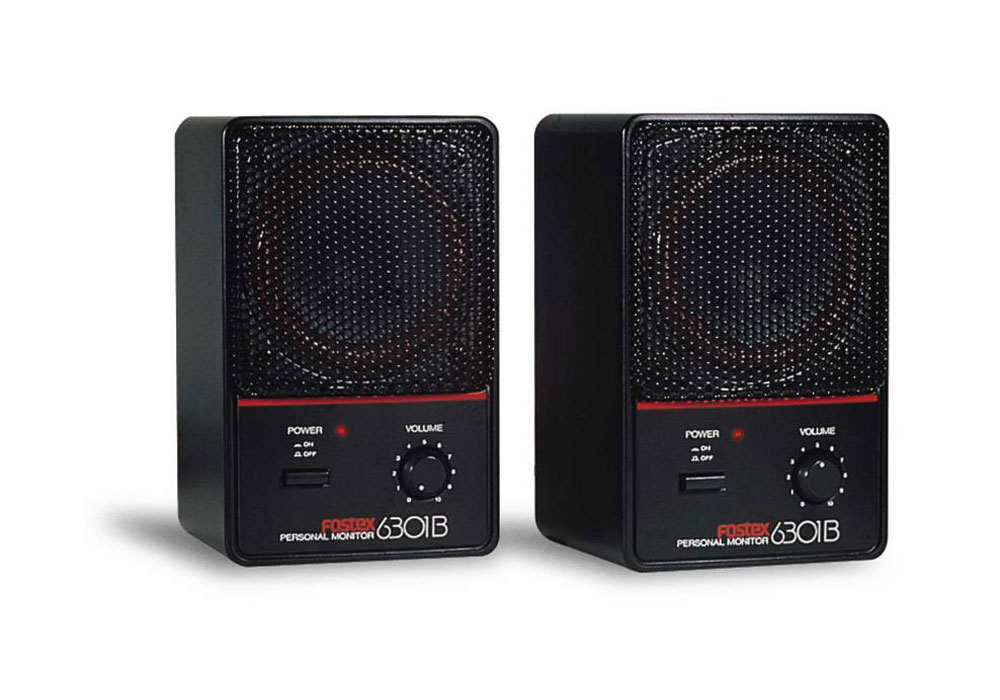 Fostex 6301B Self Powered Speaker
