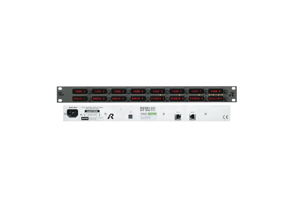 Riedel ECP-1016E Expansion Control Panel