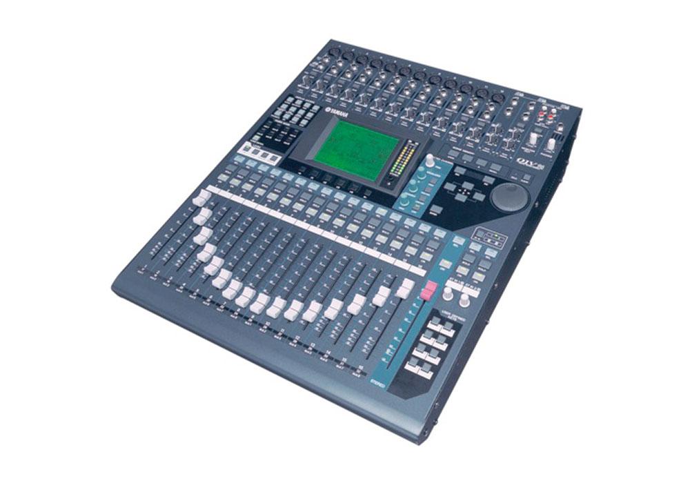 presteigne broadcast hire yamaha 01v96 digital audio mixer. Black Bedroom Furniture Sets. Home Design Ideas