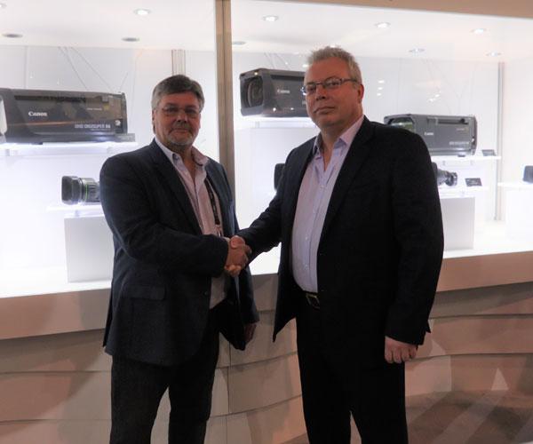 Presteigne Broadcast Hire Buys More Canon 4K Lenses