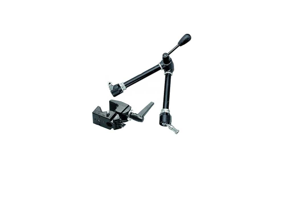 Manfrotto Magic Arm & Super Clamp