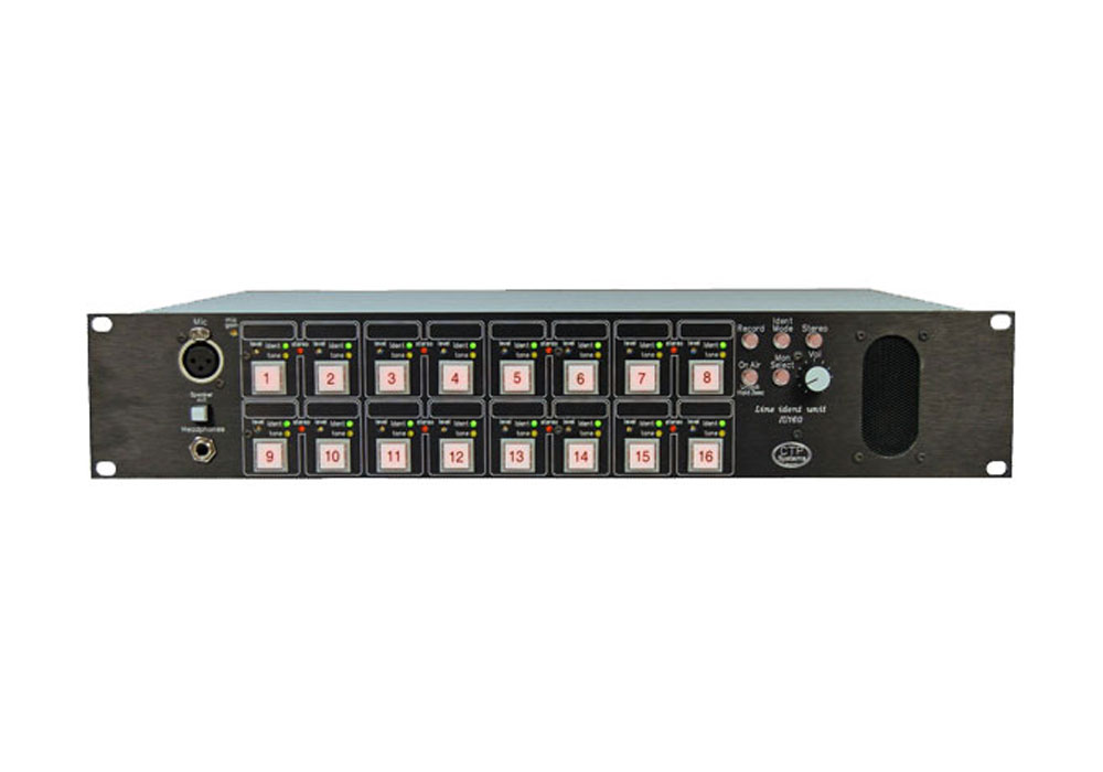 CTP lU24 24 Channel Line Ident Unit