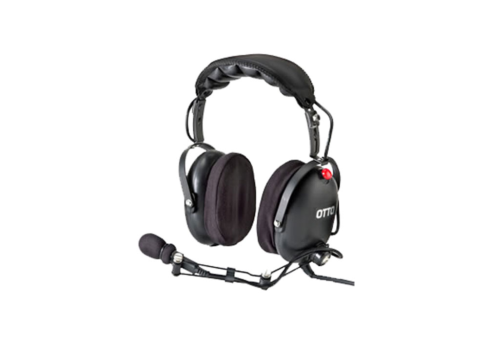 OTTO V4 Noise Cancelling Headset for GP300/340