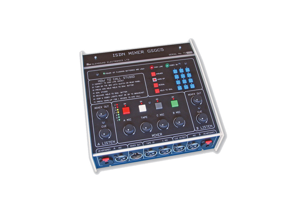 Glensound GSGC5G ISDN Mixer
