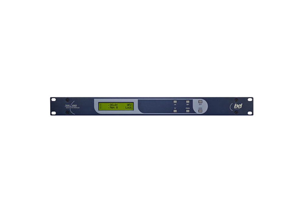 BEL 7150 Audio Synchronisation Delay (Analogue/AES)
