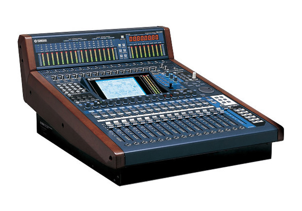 Yamaha DM1000VCM Digital Audio Mixer 48 Channel