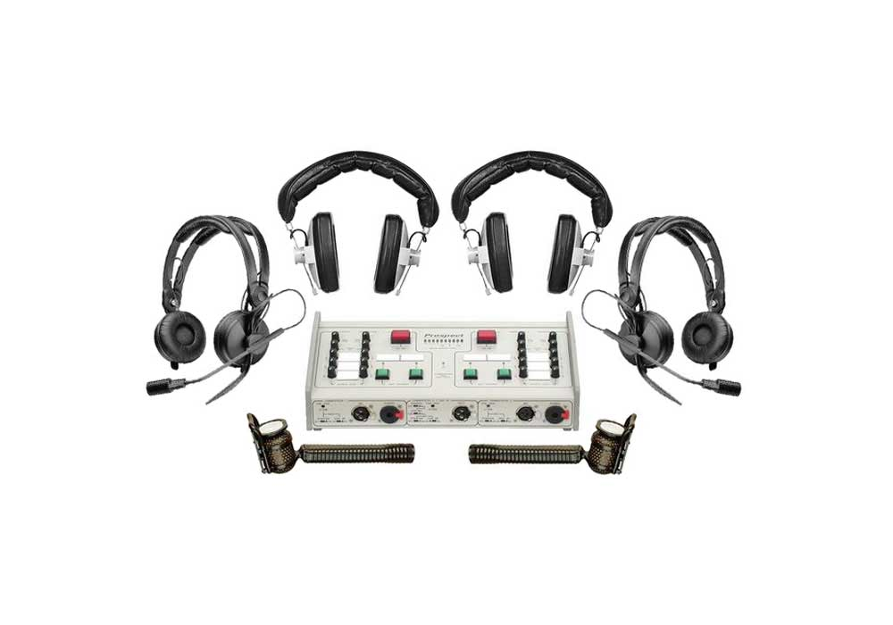 Prospect CMU21 Commentators Kit