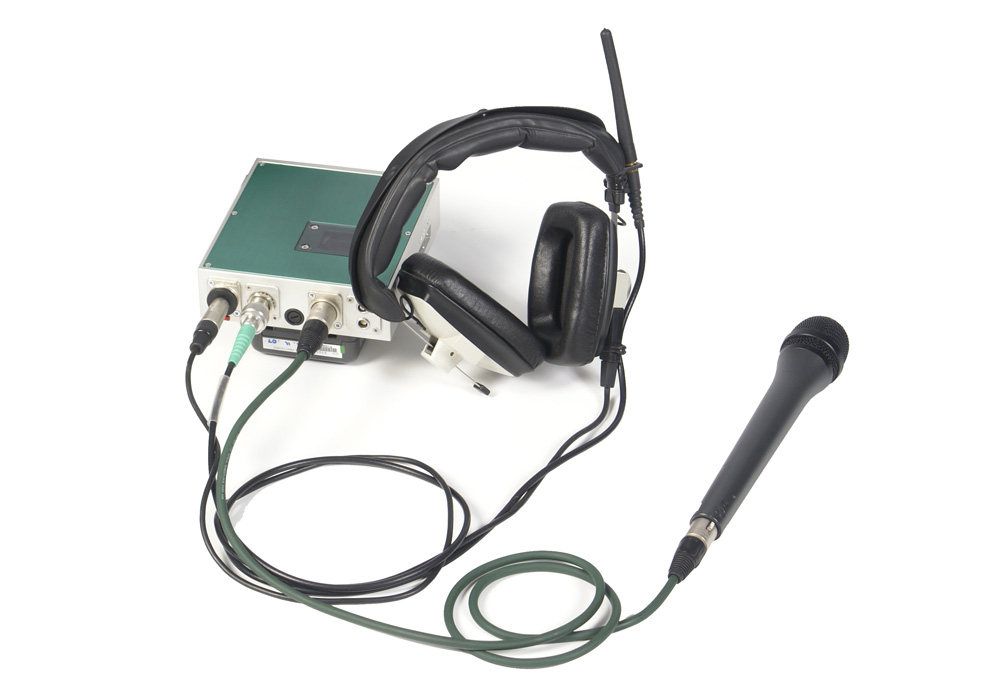 Presteigne High Power Radio Microphone System