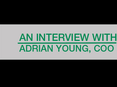 An Interview with Adrian Young, COO