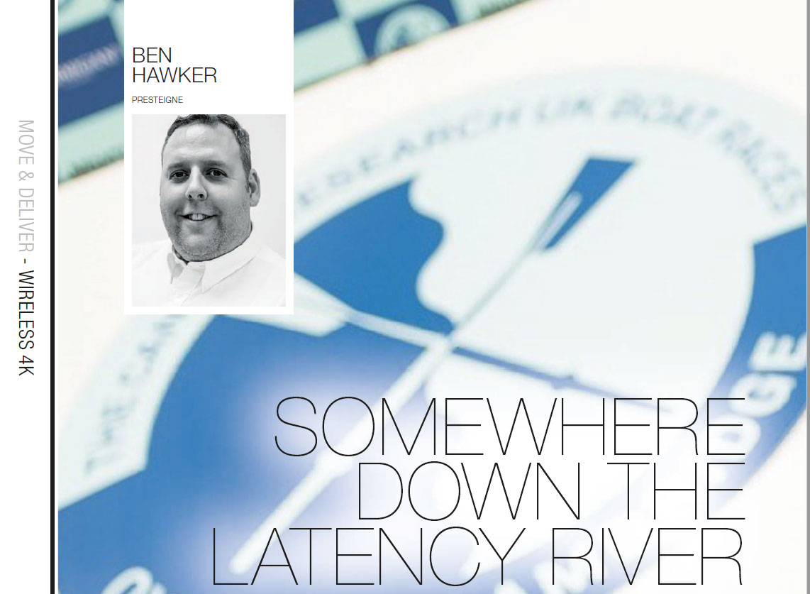 KitPlus January 2018 - Somewhere down the Latency River by Ben Hawker