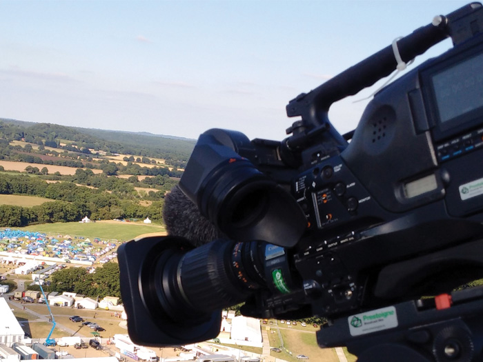 Presteigne Broadcast Hire supports 50th Jalsa UK