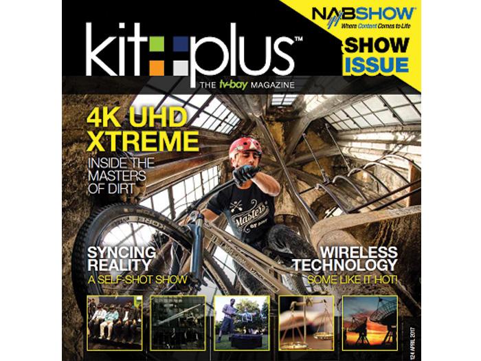 Article: No compromise - KitPlus April 2017