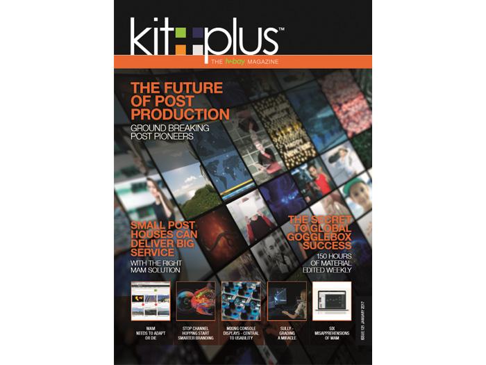 Article: Capture & Produce - KitPlus January 2017
