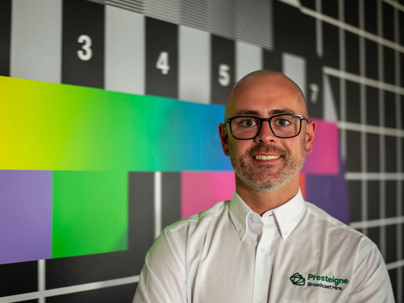 Presteigne welcomes Matt London as Key Account Manager