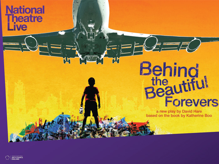 Making an event of it: Sony, NT Live and Vue International join hands for exclusive 4K screening at Vue Cinemas of 'Behind the Beautiful Forevers'
