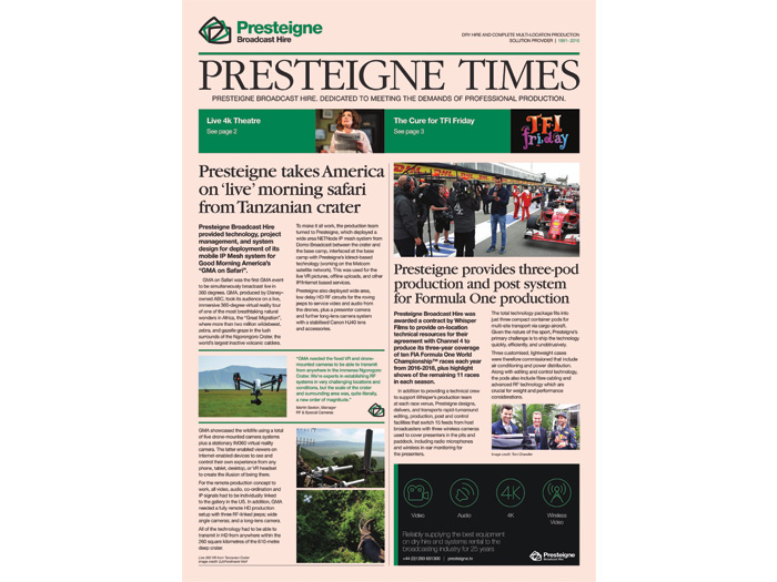 Presteigne Times available to download now