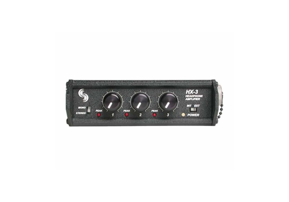 Sound Devices HX-3 Headphone Amplifier