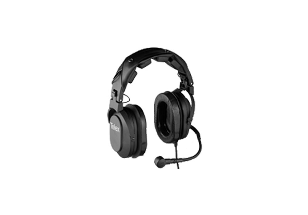 Telex/RTS HR-2R Heavy Duty Headset
