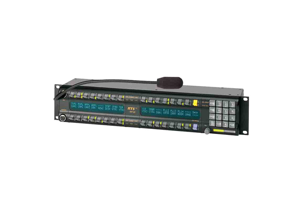 Telex/RTS KP32 with RVON1