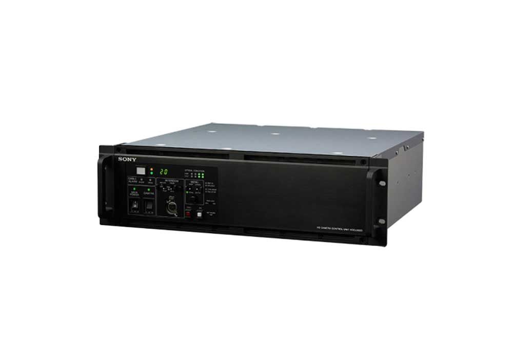 Sony HDCU-2000 HD CCU (Full-rack)