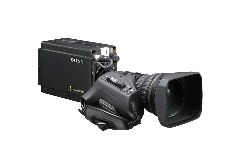 Sony HDC-P1 HD POV Camera (with RCP-1500)