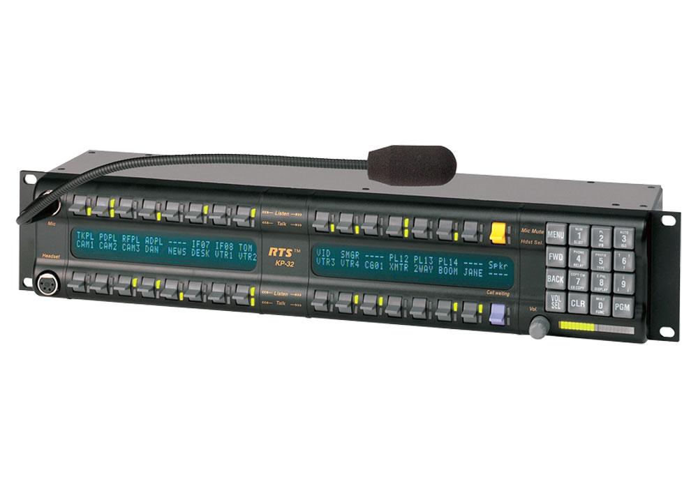 Telex/RTS KP32 Keypanel