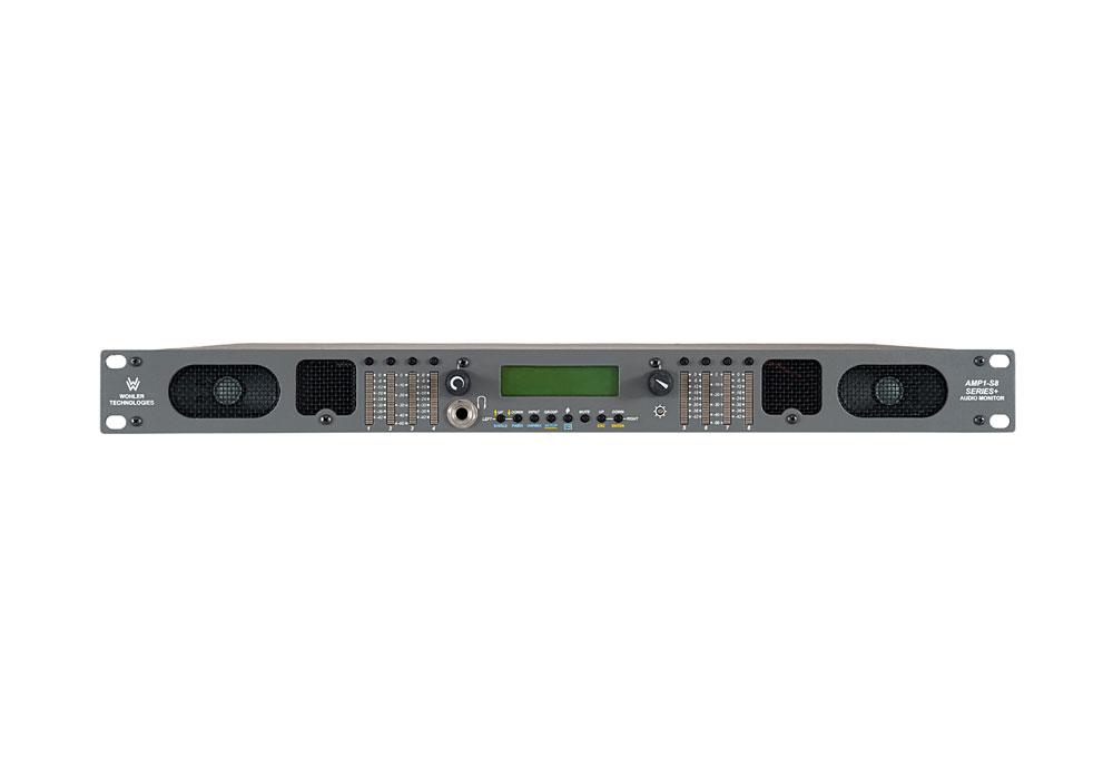 Wohler AMP1-S8MDA HD/SD/Anl 8 Chan Audio Mon