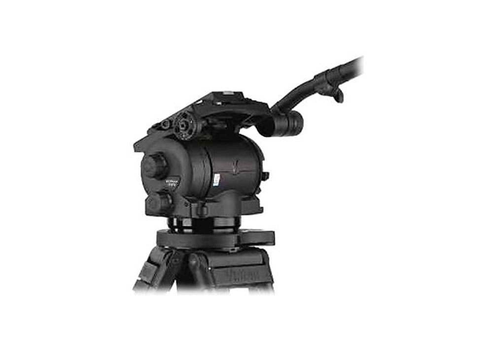 Vinten Vector 430 Flat Base Tripod (Head only)