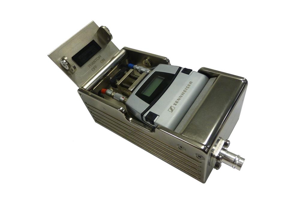 Audio Assist High Power Radio Mic (1Watt)