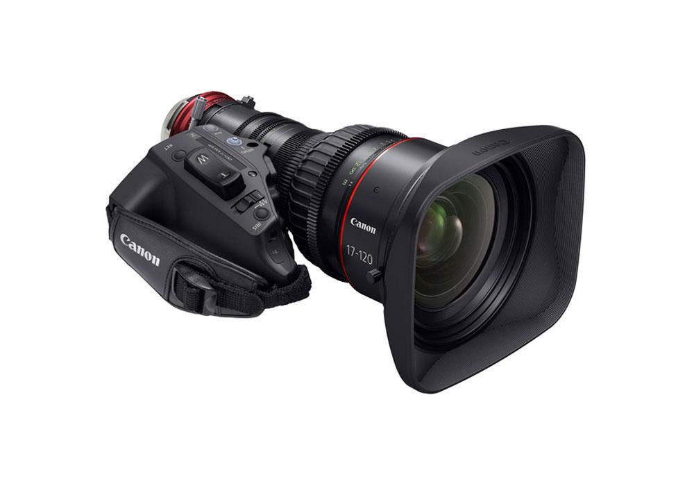 Canon CN7 x 17 KAS S P1 PL Lens