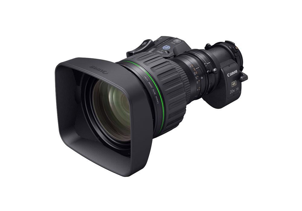 Canon CJ20 Lens
