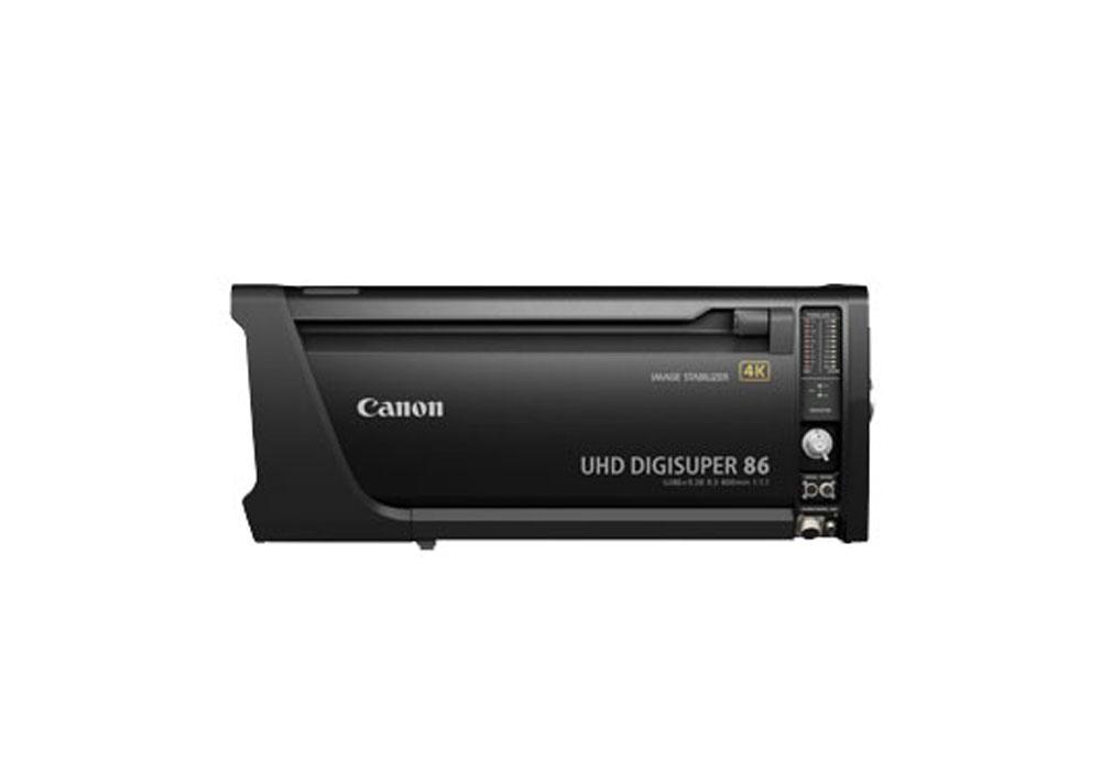 Canon UHD Digisuper - UJ86 x 9.3B Box Lens