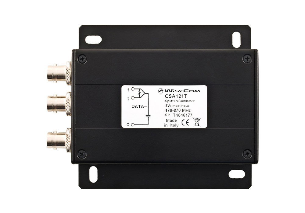 Wisycom CSA121T 2to1 Combiner