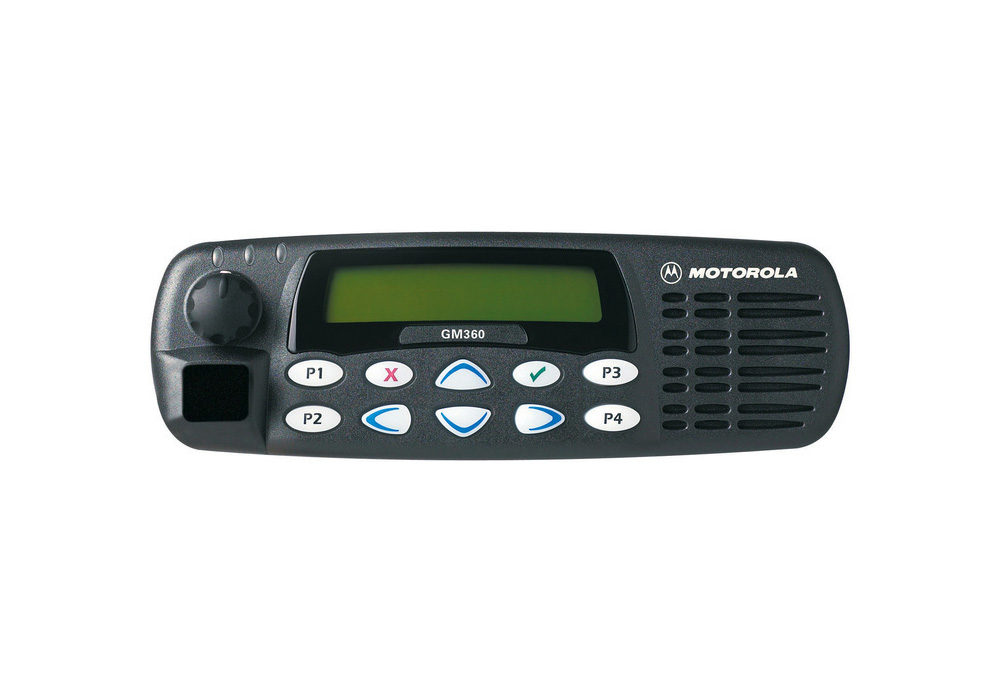 Motorola GM360 Mobile Radio UHF