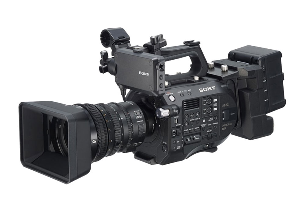 Sony XDCAM PXW-FS7 II Camcorder