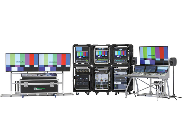 Presteigne Launches Modular Portable Production Unit