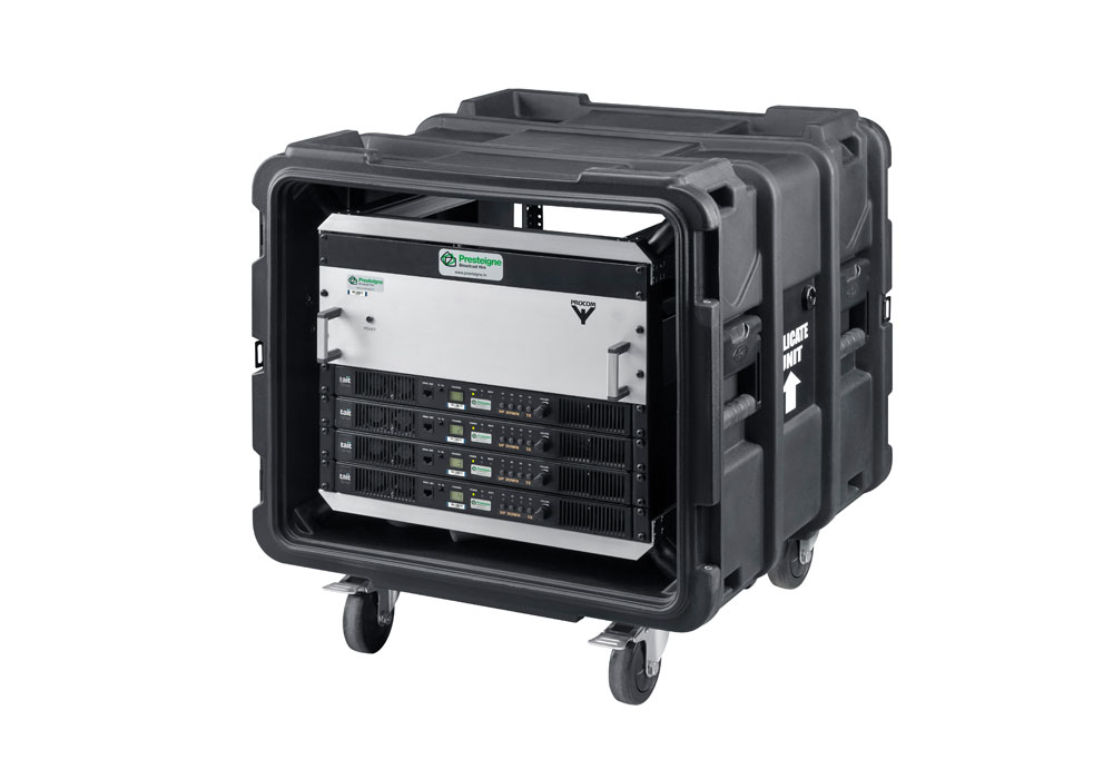 Procom 4-way Radio Talkback Combiner System